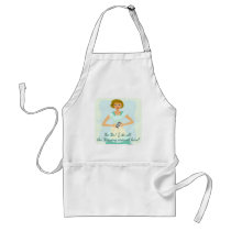 Silly Smart Phone Slogan Standard Apron