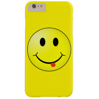 Silly Smiley Face iPhone 6+ Case Barely There iPhone 6 Plus Case