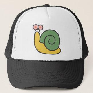 Silly Snail Trucker Hat