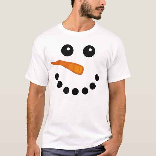 Silly Snowman T Shirts