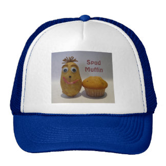Silly Spud Muffin Hat