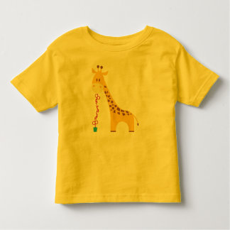 Silly Straw Toddler T-Shirt