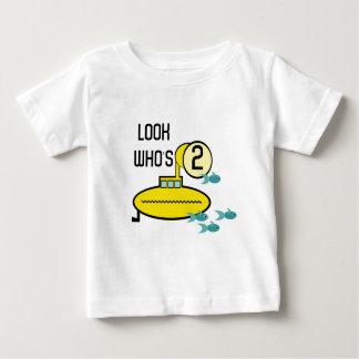 Silly Submarine Baby T-Shirt