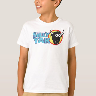 Silly Yak Face T-Shirt