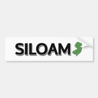 Siloam New Jersey Bumper Stickers