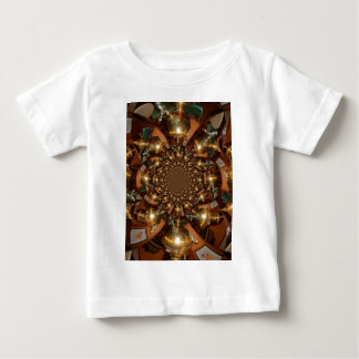 Silver and Gold Baby T-Shirt