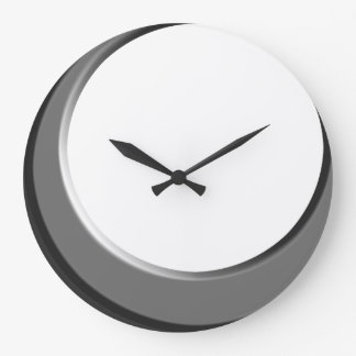 Retro Kitchen Wall Clocks Zazzlecouk