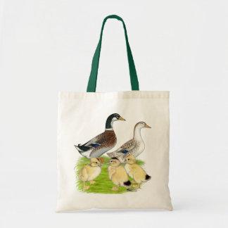 Silver Appleyard Family Bag