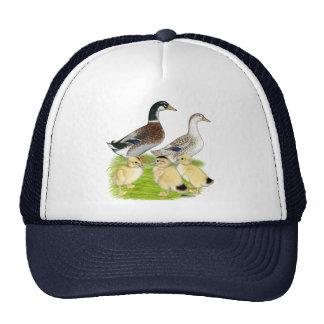 Silver Appleyard Family Cap