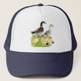 Silver Appleyard Family Trucker Hat