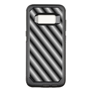 Silver Bars OtterBox Commuter Samsung Galaxy S8 Case