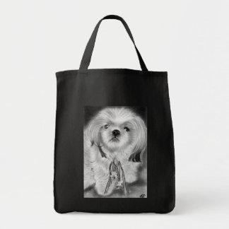 Silver bells puppy Bag