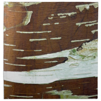 Silver Birch Natural Tree Bark Napkin
