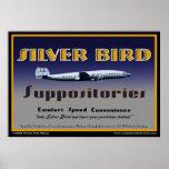 Silver Bird Suppositories poster