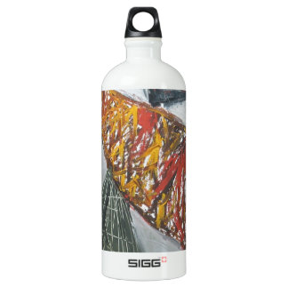 Silver Bridge Building ( abstract architecture) SIGG Traveller 1.0L Water Bottle