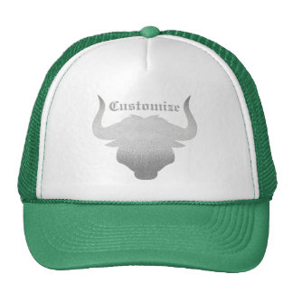 Silver Bull Cap
