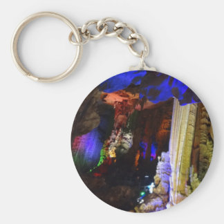 Silver Cave (Guilin, China) #2-1 Button Keychain