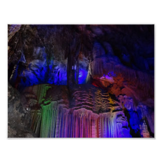 Silver Cave (Guilin, China) Poster