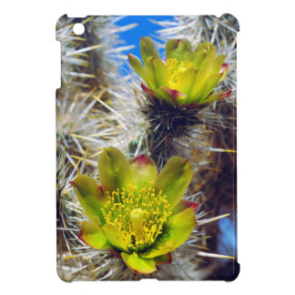 Silver Cholla Cactus Wildflowers Cover For The iPad Mini