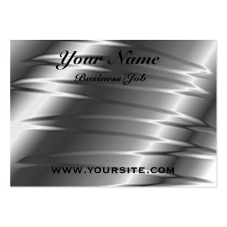 Silver Claws Pack Of Chubby Business Cards