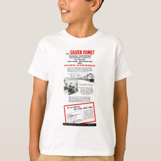 Silver Comet - Seaboard Air Line Railroad T-Shirt