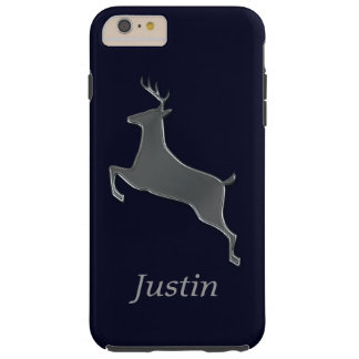 Silver Deer Personalized Tough iPhone 6 Plus Case