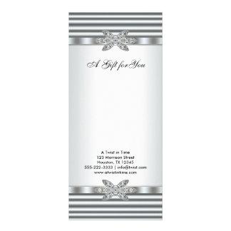 Silver Diamonds Business Gift Certificates
