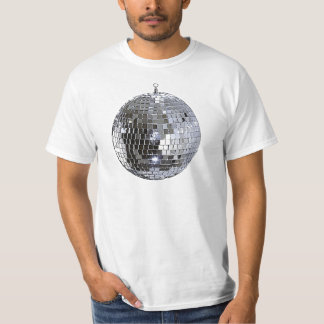 Silver Disco Ball T-Shirt