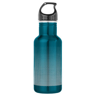Silver dots on ANY color custom 532 Ml Water Bottle