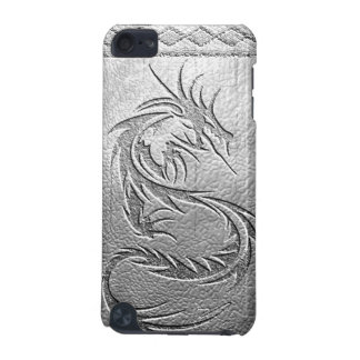 silver dragon iPod touch (5th generation) cover