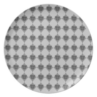 Silver Dridge Plate
