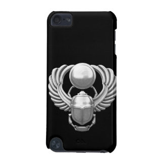 Silver Egyptian Scarab iPod Touch (5th Generation) Cover