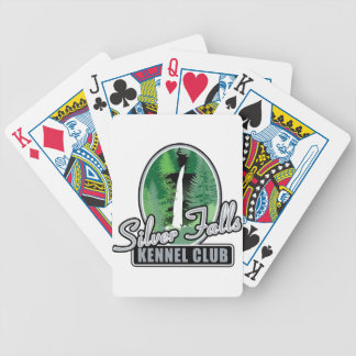 Silver Falls KC Playing Cards
