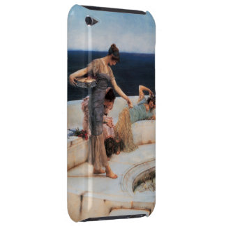 Silver Favorites by Lawrence Alma-Tadema Case-Mate iPod Touch Case