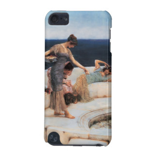 Silver Favorites by Lawrence Alma-Tadema iPod Touch (5th Generation) Case