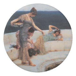 Silver Favorites by Lawrence Alma-Tadema Eraser