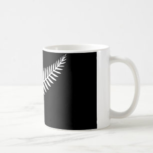 2bc2dae9a51 New Zealand Fern Coffee & Travel Mugs | Zazzle UK