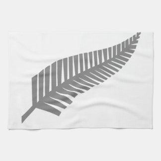 Silver Fern of New Zealand Tea Towel