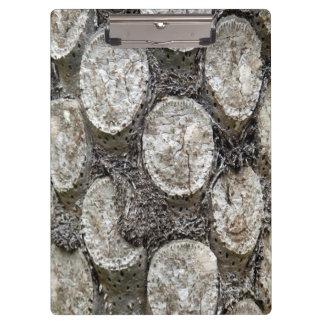 Silver Fern Tree Clipboard