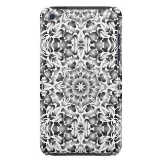 Silver Flame iPod Touch Cases