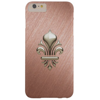 SILVER FLEURON #1 Barely There iPhone 6 Plus Case