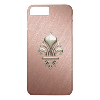 SILVER FLEURON #1 Barely There iPhone 7 Plus Case