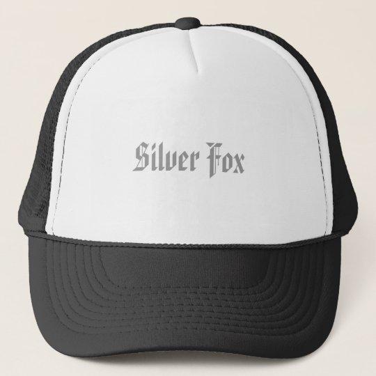 Silver Fox Cap
