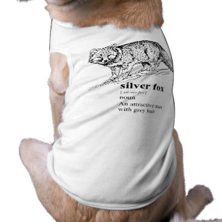 SILVER FOX DOG CLOTHING