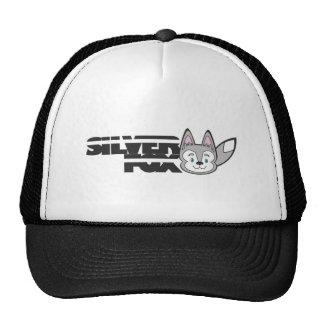 Silver fox logo cap