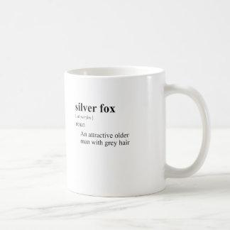 SILVER FOX COFFEE MUGS