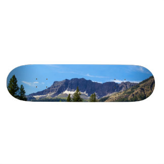 Silver Gate Montana 19.7 Cm Skateboard Deck