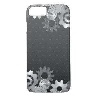 Silver Gear iPhone 8/7 Case
