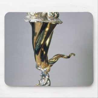 Silver gilt standing cup mouse mat