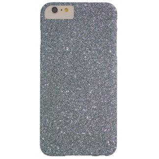 Silver Glitter iPhone 6/6s Phone Case